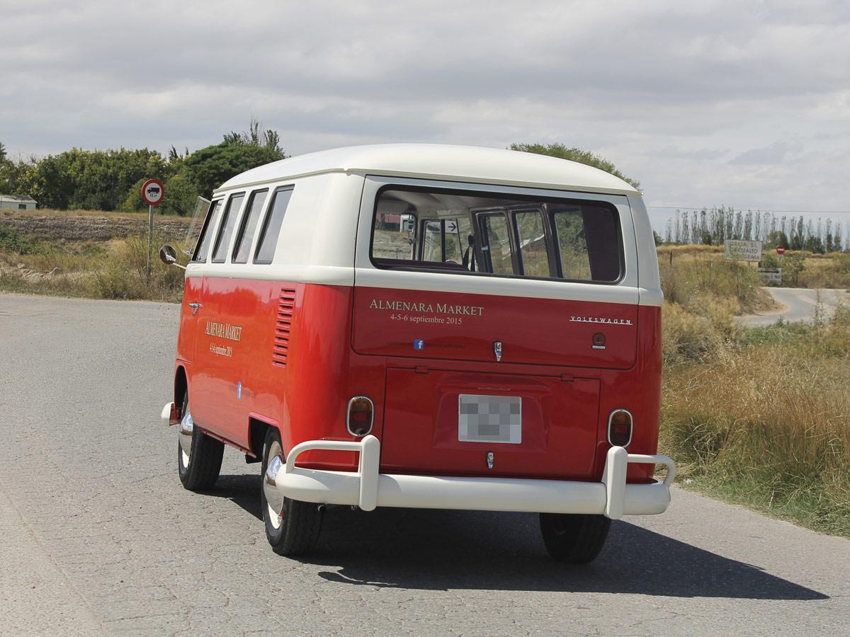 Volkswagen T1 de 1967