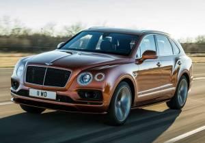 Bentley Bentayga Speed, el SUV más rápido del mercado llegará a finales de 2019