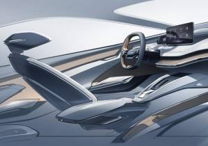 El Skoda Vision IV Concept descubre ahora su interior antes del Salón de Ginebra