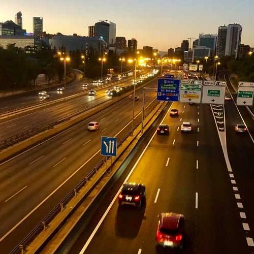 Dónde se encuentran los 10 radares que más multan de todo Madrid: los 3 primeros, en la M-30