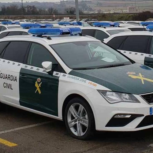 La Guardia Civil amplía su flota con vehículos diésel en plena ofensiva contra este carburante