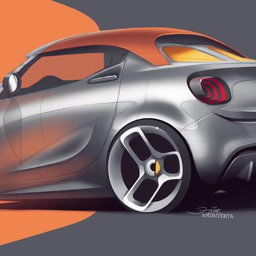 smart forease+ concept, la nueva fórmula de movilidad del futuro