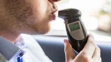 Alcoholimetro coches