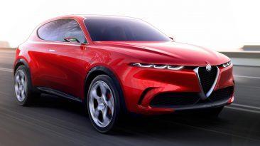 Alfa Romeo Tonale 2019