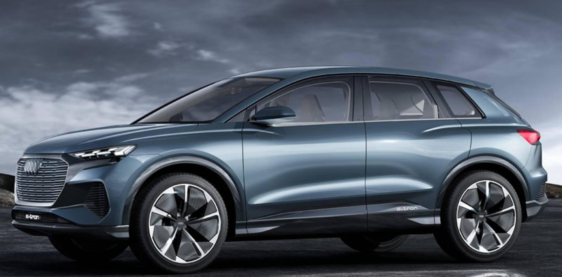 Audi Q4 e-tron concept, la quinta entrega de la saga