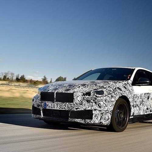 Desvelan las primeras imágenes y novedades del nuevo BMW Serie 1