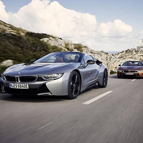 El estilo de la gama de eléctricos i inspirará los nuevos diseños de BMW
