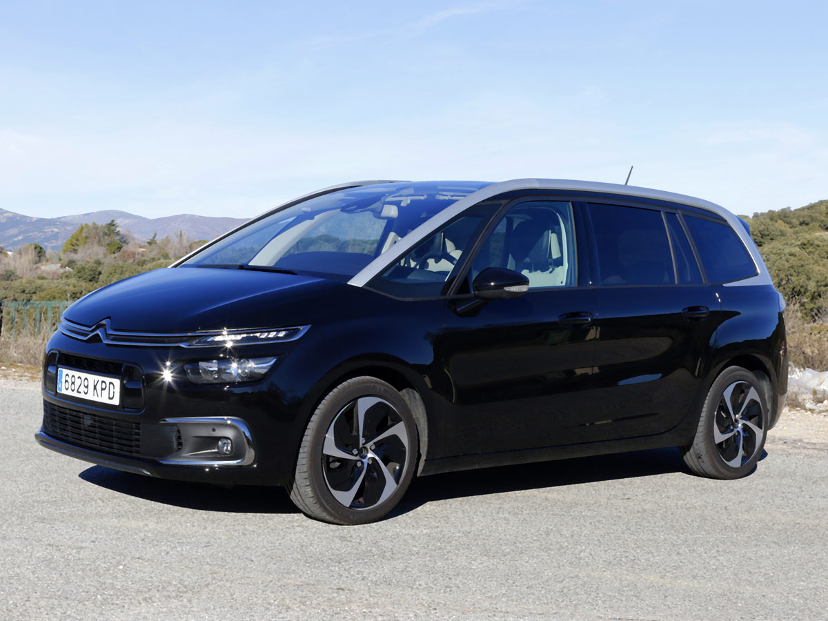 Citroën Grand C4 Space Tourer 2018