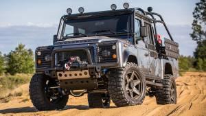 Las mejores ediciones especiales del Land Rover Defender