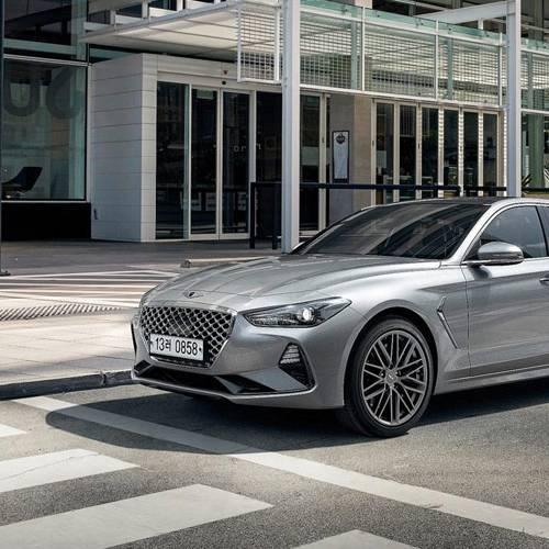 Genesis, la marca de lujo de Hyundai, lo volverá a intentar en Europa