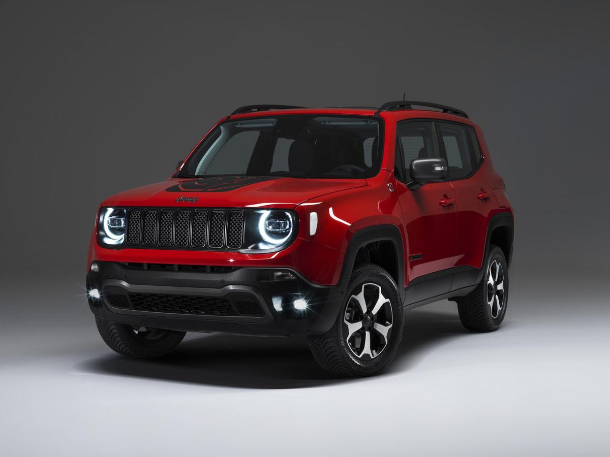 Jeep Renegade híbrido enchufable