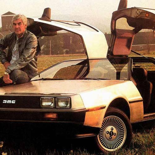 La vida del creador del DeLorean llegará al cine