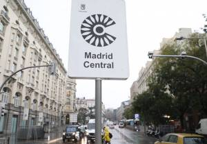 Así puedes recurrir una multa de Madrid Central