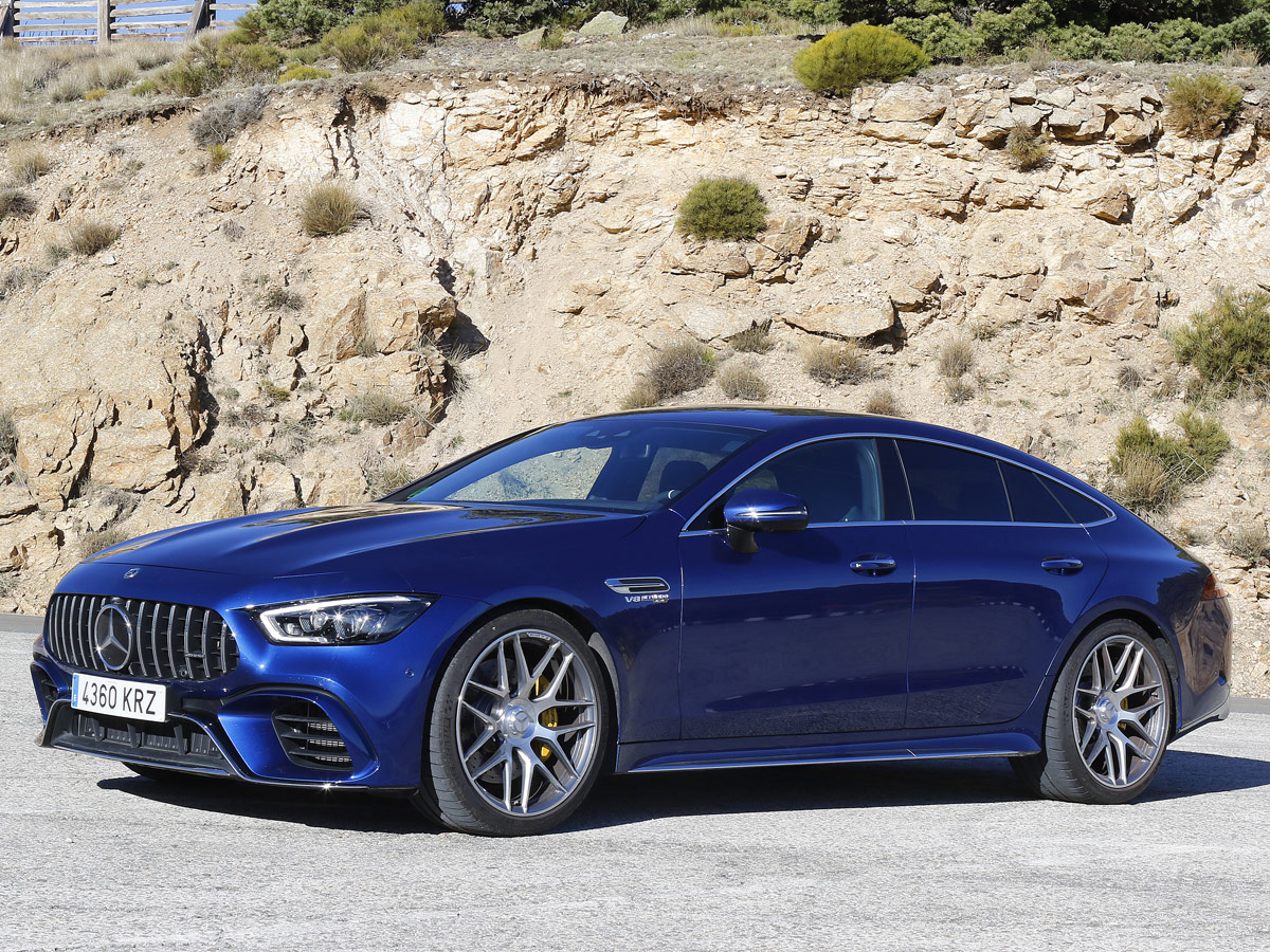 Mercedes-AMG GT 63 S 4MATIC+
