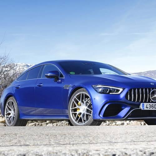 Prueba de altura: Mercedes-AMG GT 63 S, en un mundo perfecto