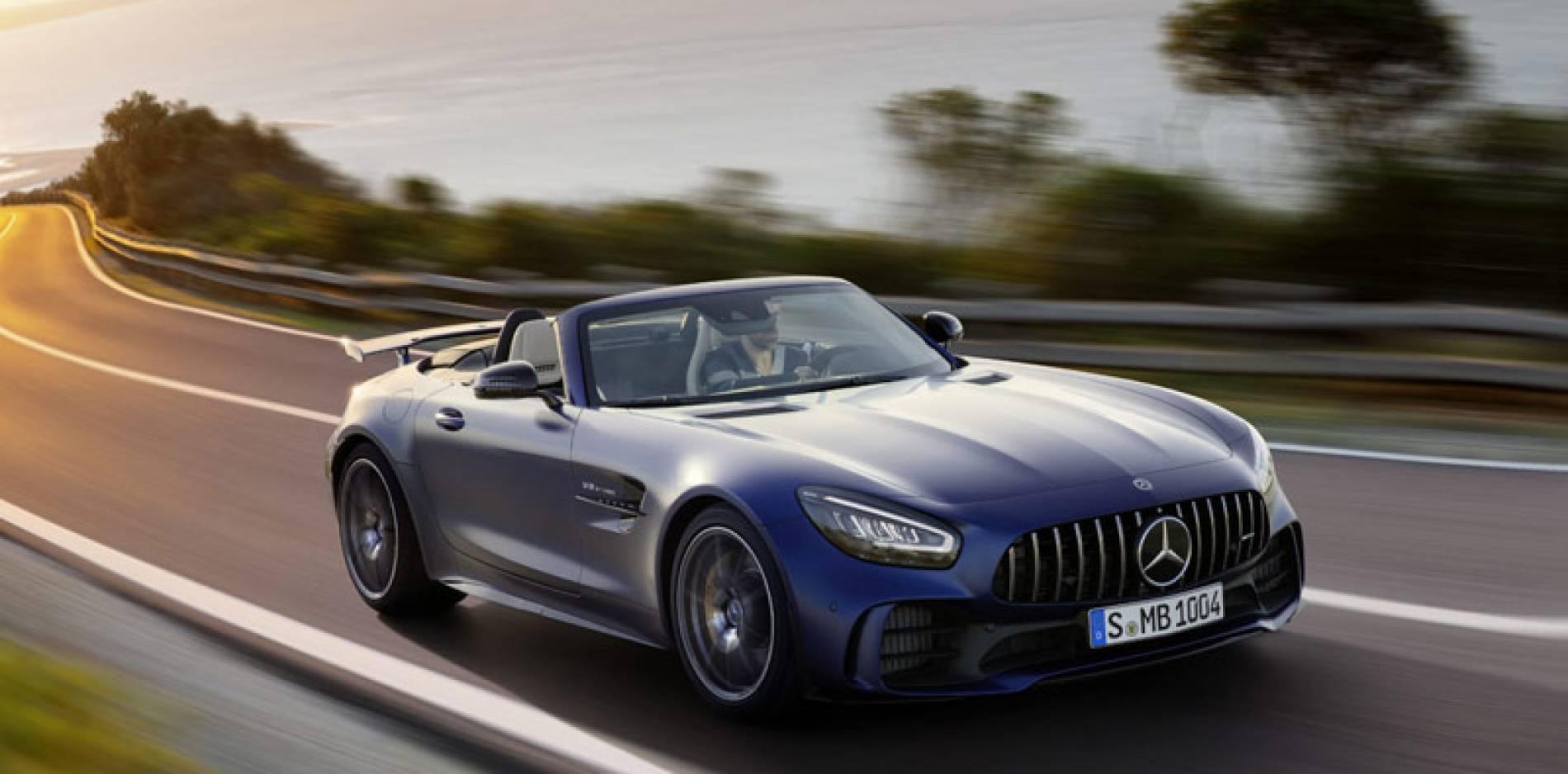 Mercedes-AMG GT R Roadster, solo para unos pocos afortunados