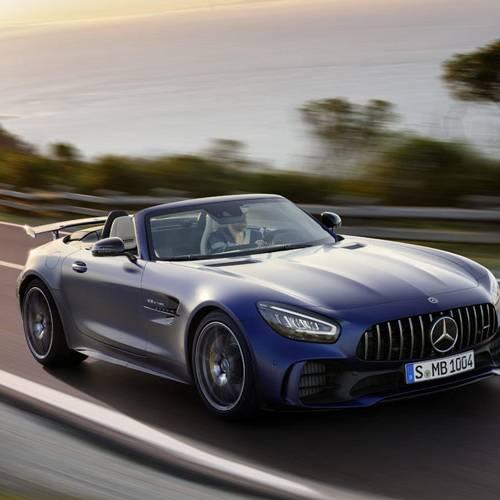 El Mercedes-AMG GT R Roadster tendrá un precio de partida de 250.000 euros