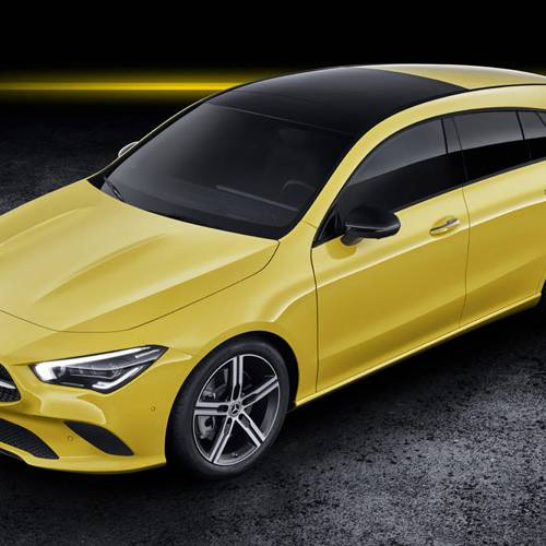 Mercedes-Benz CLA Shooting Brake, familiar y deportivo en uno
