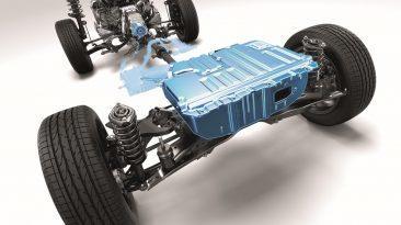 Motores Microhibridos Subaru