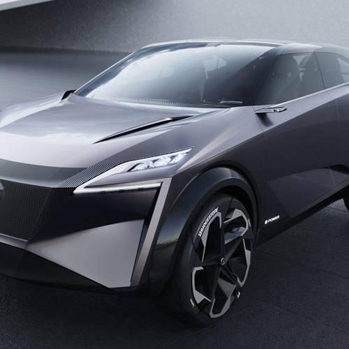 Nissan IMQ, el prototipo que presenta el nuevo sistema híbrido e-Power
