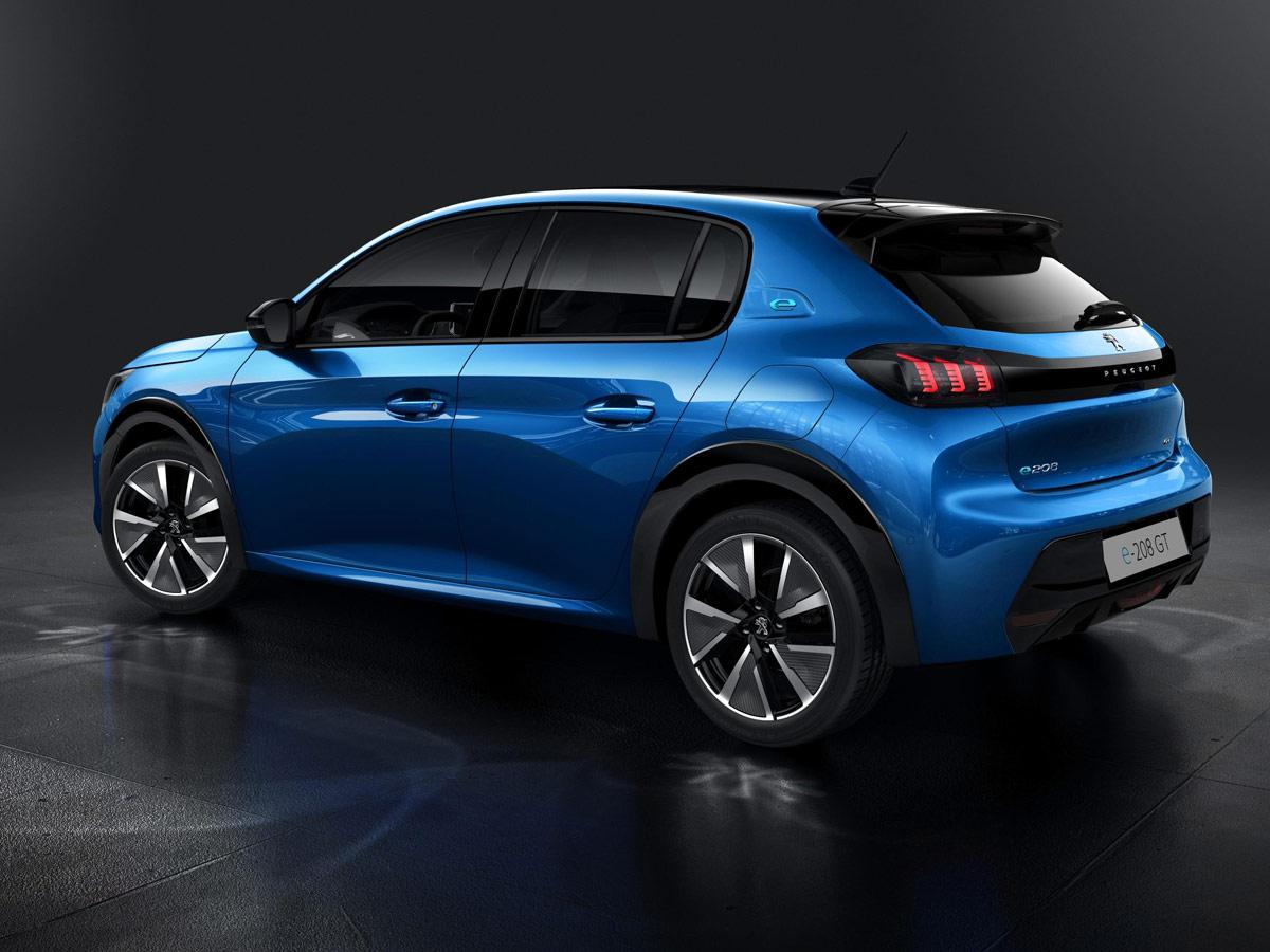Peugeot e208