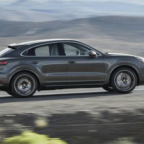 Llega el Porsche Cayenne Coupé, el SUV más deportivo