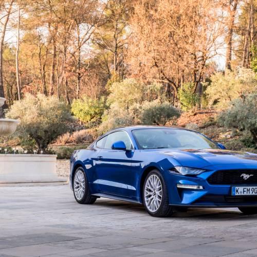 Primera prueba: Ford Mustang 2018