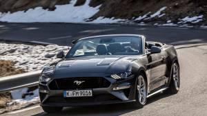 Primera prueba: Ford Mustang 2018 (fotos)