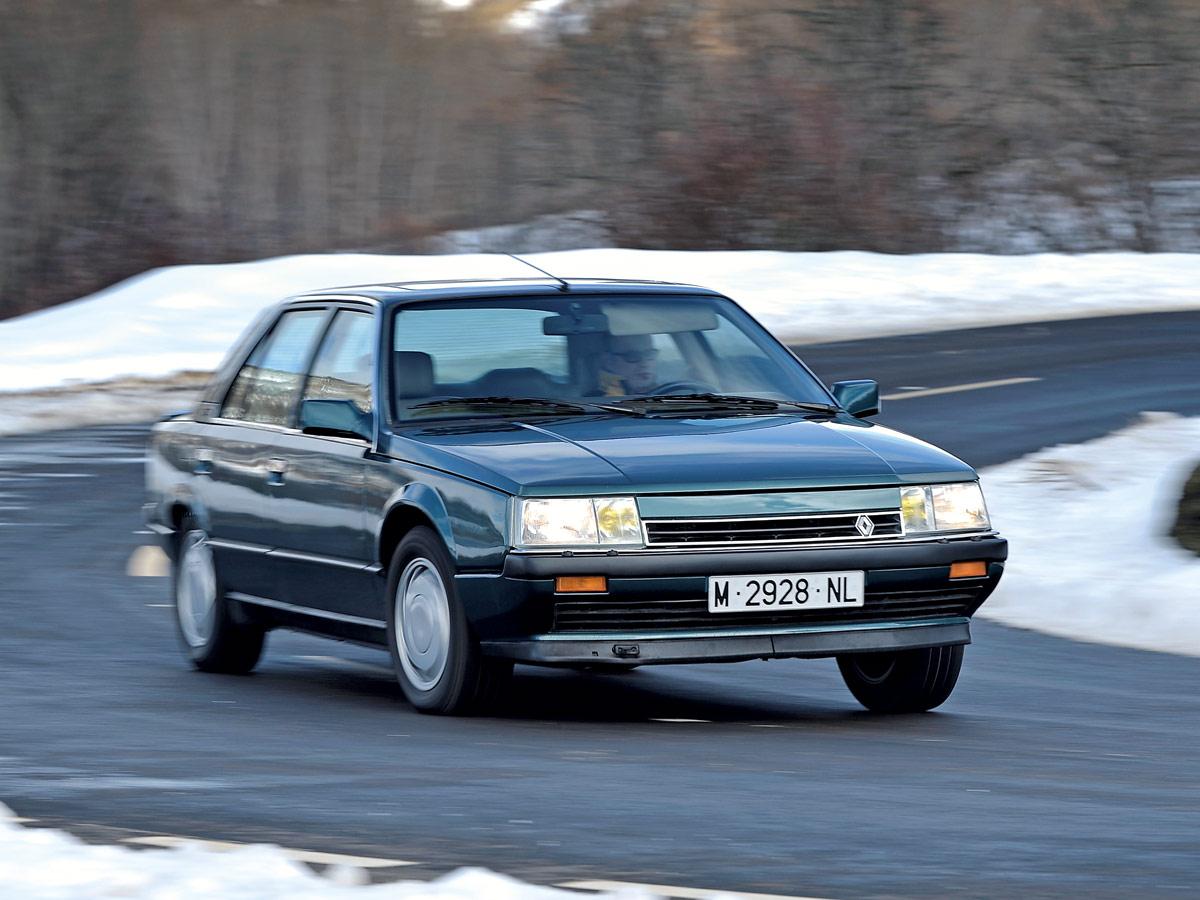 Renault 25 Turbo