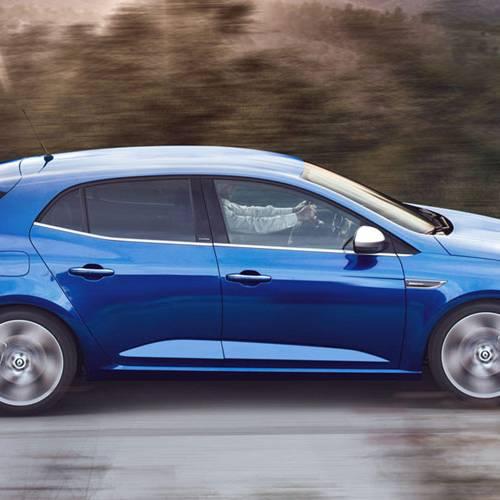 La renovación del Renault Megane se verá en el Salón de Frankfurt y llegará en 2020