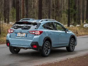 Subaru Crosstrek // Subaru XV