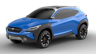 Subaru Viziv Adenaline Concept Car
