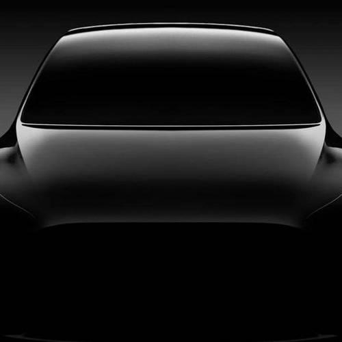 El Tesla Model Y se verá el próximo 14 de marzo