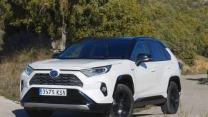 El nuevo Toyota Rav4 al detalle