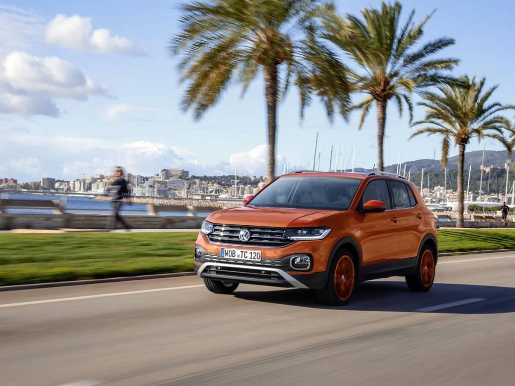 Volkswagen T-Cross accion
