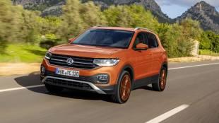 Los principales rivales del nuevo Volkswagen T-Cross