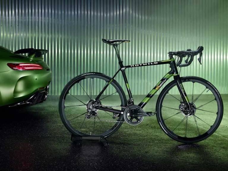 bici Mercedes-AMG Rotwild R.S2