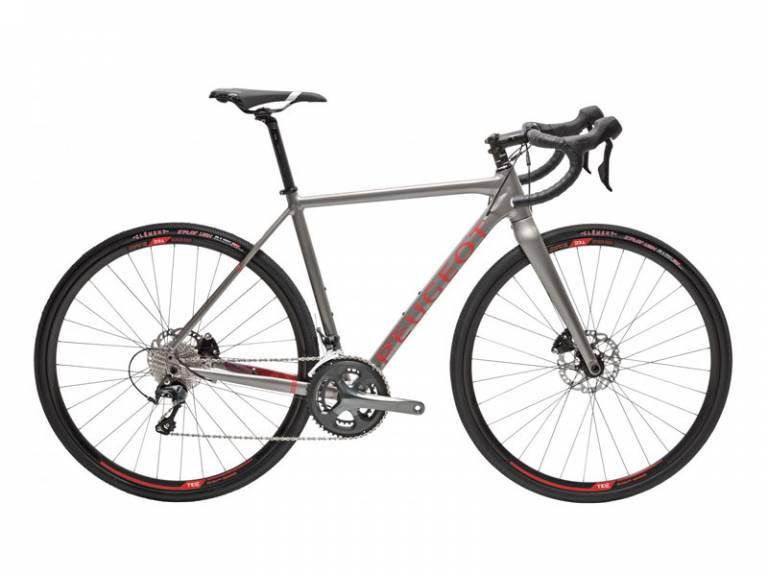bici Peugeot R02 Gravel