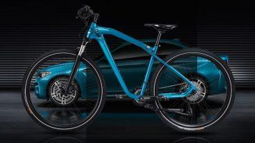 bicicletas de marcas de coches