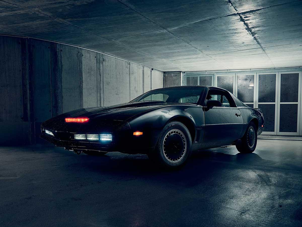 Pontiac coche fantástico