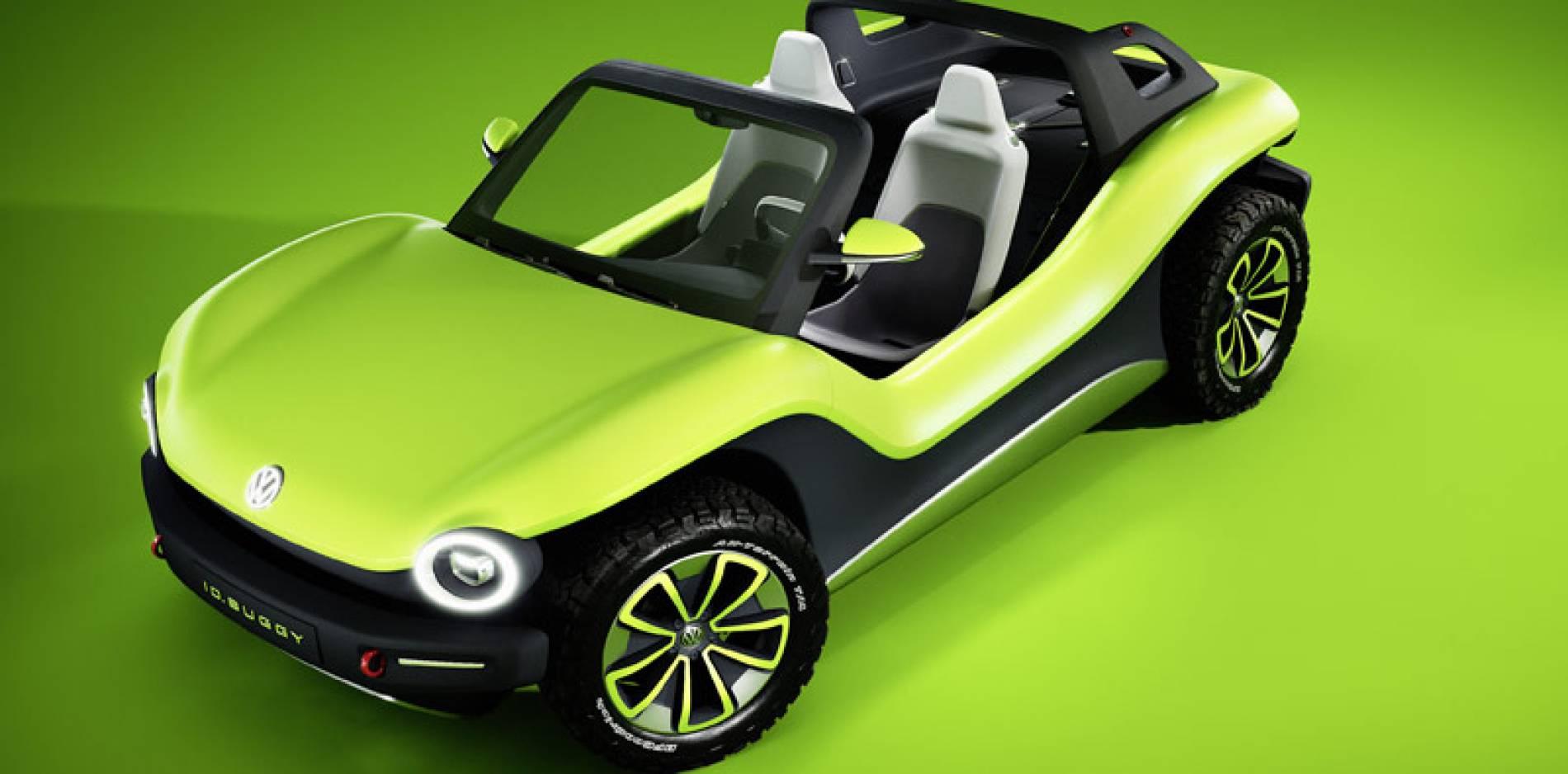 Volkswagen I.D. Buggy, una cuestión de actitud