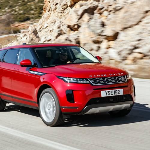 Range Rover logra frenar las copias chinas