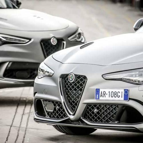 Llamada a revisión de los Alfa Romeo Giulia y Stelvio por el control de crucero