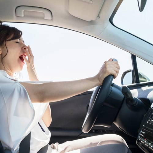 El sueño, el gran enemigo del volante y cómo actuar cuando aparece