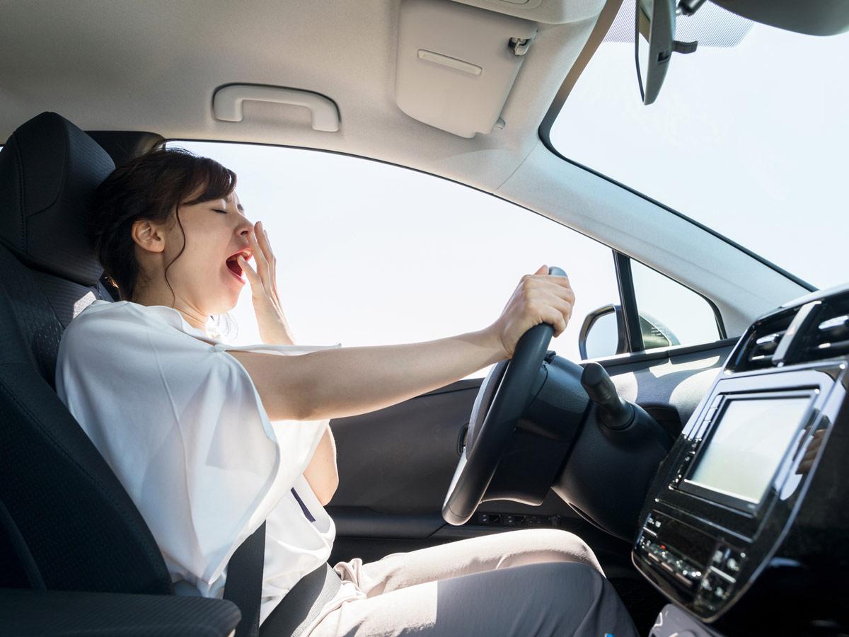 sueño conducir