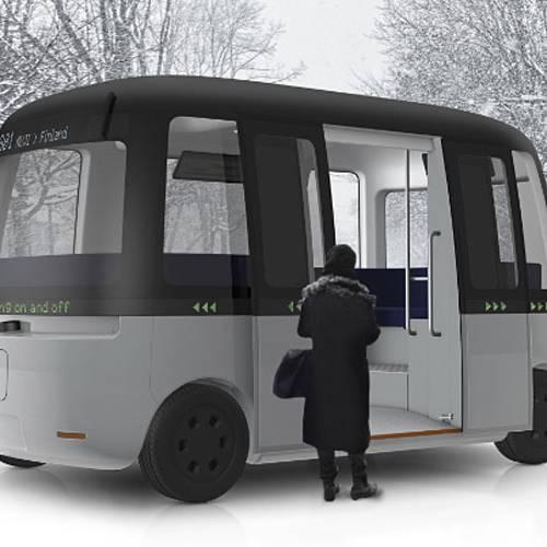 El autobús autónomo de Helsinki falla a las 2 horas de entrar en funcionamiento