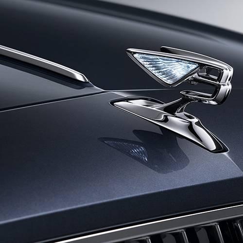 Así se empieza a descubrir el nuevo Bentley Flying Spur