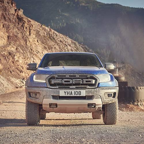 La Ford Ranger Raptor llegará a Europa a mediados de año