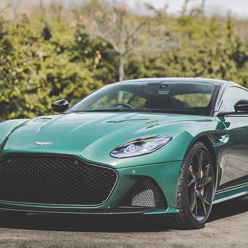 Aston Martin DBS 59, homenaje al legado de la marca británica
