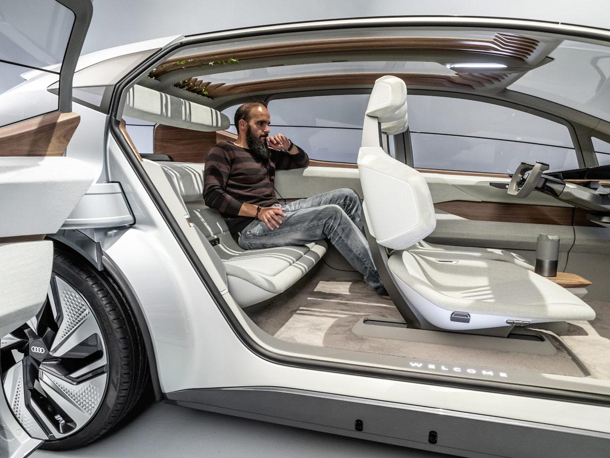 Audi AI ME Concept 2019